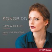 Album artwork for Songbird / Layla Claire
