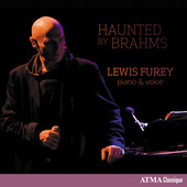 Album artwork for Haunted by Brahms / Lewis Furey