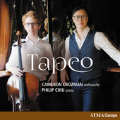 Album artwork for TAPEO - Cameron Crozman & Philip Chiu