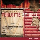 Album artwork for Turlutte et Reel, Baroque Compilation