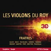 Album artwork for LES VIOLONS DU ROY - 30 ANS
