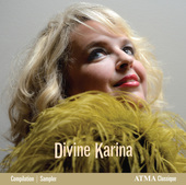 Album artwork for Divine Karina