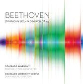 Album artwork for Beethoven: Symphony No. 9 in D minor, Op. 125