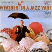 Album artwork for Jimmy Rowles Septet - Weather in a jazz vane