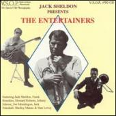 Album artwork for Jack Sheldon Presents The Entertainers