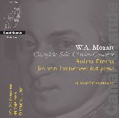 Album artwork for MOZART: COMPLETE SOLO CLAVIER-CONCERTE
