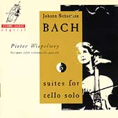Album artwork for 2for1 Bach:6 Cello Suites