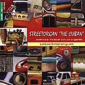Album artwork for STREETORGAN