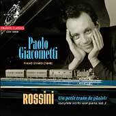 Album artwork for Rossini:Comp.Piano V3