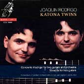 Album artwork for Katona Twins: Joaquin / Rodrigo