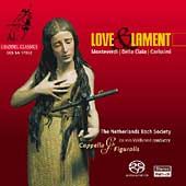 Album artwork for LOVE AND LAMENT