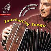 Album artwork for TOUCHED BY TANGO