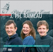 Album artwork for RAMEAU: PIECES DE CLAVECIN EN CONCERTS