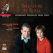 Album artwork for SPLENDORE DI ROMA