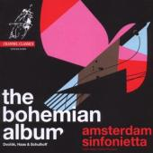 Album artwork for Amsterdam Sinfonietta: The Bohemian Album