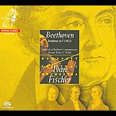Album artwork for BEETHOVEN: SYMPHONY NO. 7