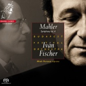 Album artwork for MAHLER - SYMPHONY NO4