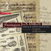 Album artwork for J.S. Bach: Organ Trio Sonatas / Florilegium