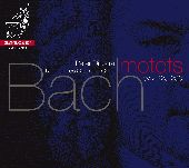 Album artwork for Bach: Six Motets, BWV 225-230