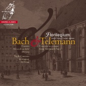 Album artwork for Florilegium: Bach & Telemann