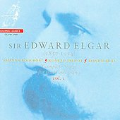 Album artwork for Elgar: Complete Songs for Voice and Piano