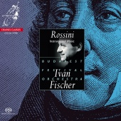 Album artwork for Rossini: Instrumental Music (Fischer)