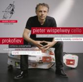 Album artwork for Pieter Wispelwey: Prokofiev / Tcherepnin / Crumb