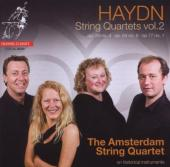 Album artwork for Haydn: String Quartets Ops. 20/4, 64/6, 77/1 (Amst