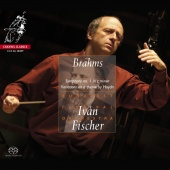 Album artwork for Brahms: Symphony No.1, Haydn Variations (Fischer)