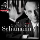 Album artwork for Schumann: Davidsbundlertanze, etc. (Giacometti)