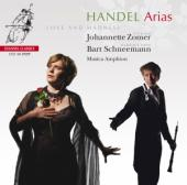Album artwork for Handel: Arias / Zomer, Schneemann