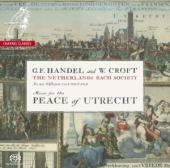 Album artwork for Handel & Croft: Peace of Utrecht / Veldhoven