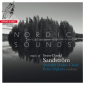 Album artwork for Music of Sven-David Sandström: Nordic Sounds