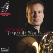 Album artwork for Joseph & Michael Haydn: Works for Horn ( Waa l)