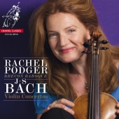 Album artwork for J.S. Bach: Violin Concertos / Podger, Brecon Baroq