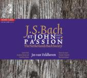 Album artwork for Bach: St. John Passion / Veldhoven
