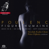 Album artwork for Poulenc - Figure Humaine