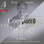 Album artwork for Ravel: Piano Music compared between Erard & Steinw