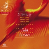 Album artwork for Stravinsky: Rite of Spring, Firebird Suite...