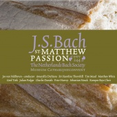 Album artwork for Bach: St. Matthew Passion