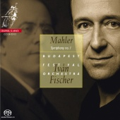Album artwork for Mahler: Symphony No 1 / Fischer