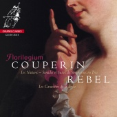 Album artwork for COUPERIN. Les Nations. REBEL. Les Caracteres. Flor