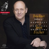 Album artwork for BRUCKNER: SYMPHONY NO. 7