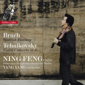 Album artwork for BRUCH. Scottish Fantasy. Feng, DSO Berlin, Yang (S