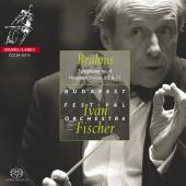 Album artwork for BRAHMS. Symphony No.4. Budapest Festival/Fischer