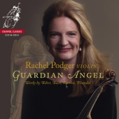 Album artwork for Rachel Podger: Guardian Angel