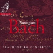 Album artwork for BACH. Brandenburg Concertos. Florilegium (SACD)