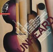 Album artwork for Unheard / Ebony Quartet