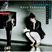 Album artwork for Anna Fedorova - Beethoven, Chopin, Scriabin, Schum