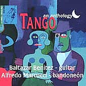 Album artwork for TANGO, AN ANTHOLOGY